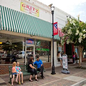 Gritz Family Restaurant in McDonough