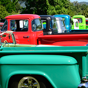 hotrod, trucks, car show