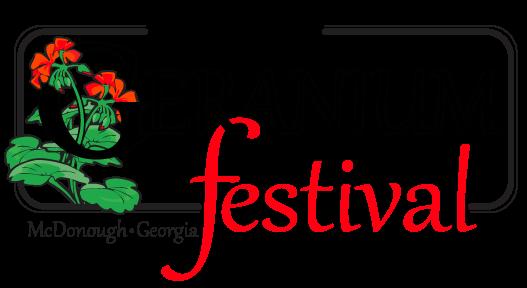 Geranium Festival McDonough GA