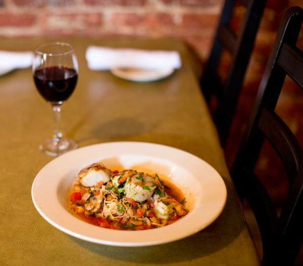 authentic Italian pasta | McDonough, GA