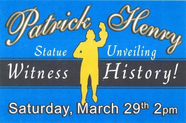 Patrick Henry | Historic Statue | McDonough, GA