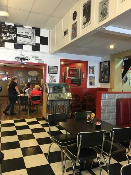 50s diner in McDonough GA