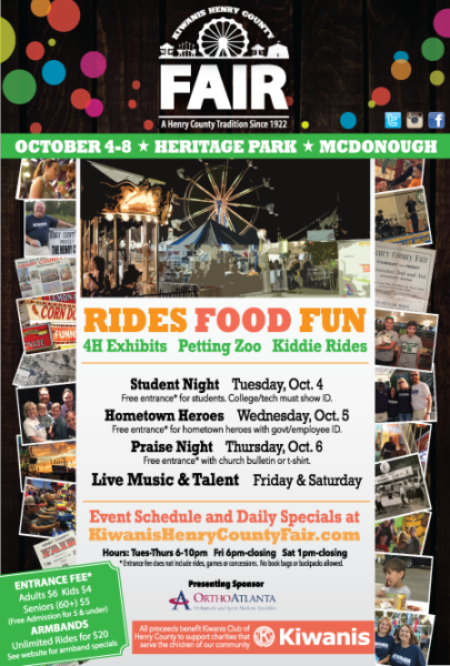 Henry County Fair October 2016
