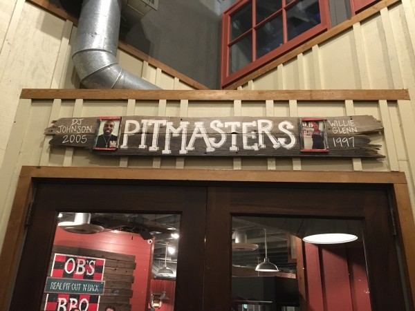 OB's BBQ Pitmasters