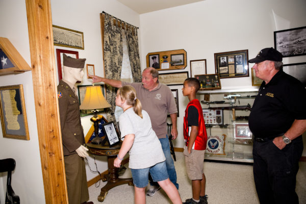 Veterans Museum at Heritage Park, McDonough Ga